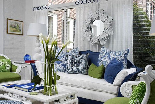 Decorate Fresh Interior In Easy Way Housebeauty