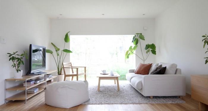 astonishing japanese living room furniture | Astonishing Japanese Interior Style with Natural Essence ...