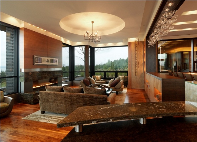 Cool Lighting Options for Your Living Room