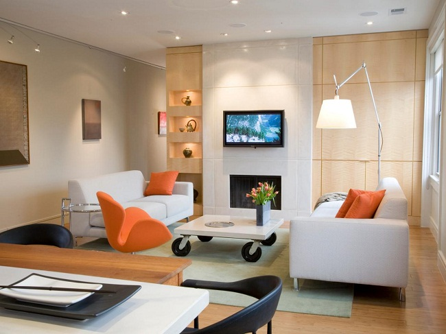 Cool Lighting Your Living Room