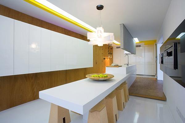 Cyprus Apartment Modern Kitchen
