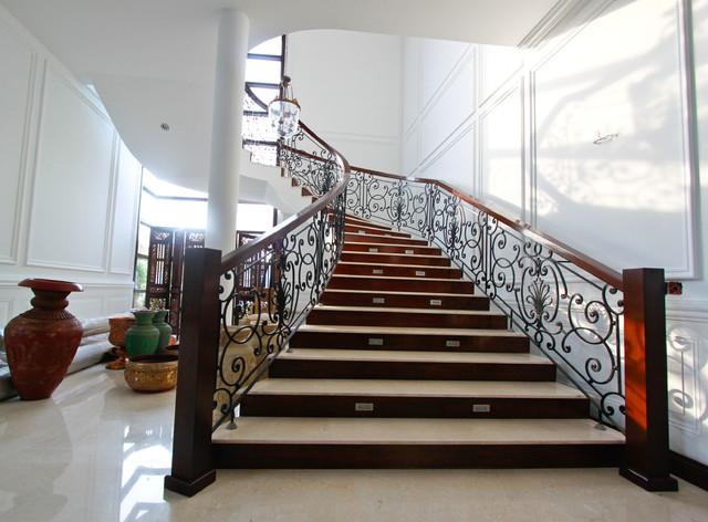 Decorative Wrought Iron Railings