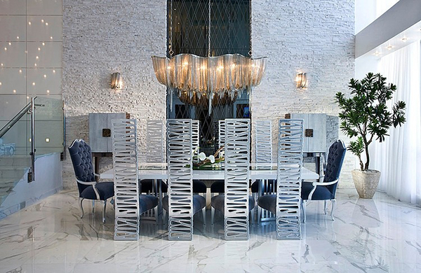 Jade Ocean Penthouse Dining Room
