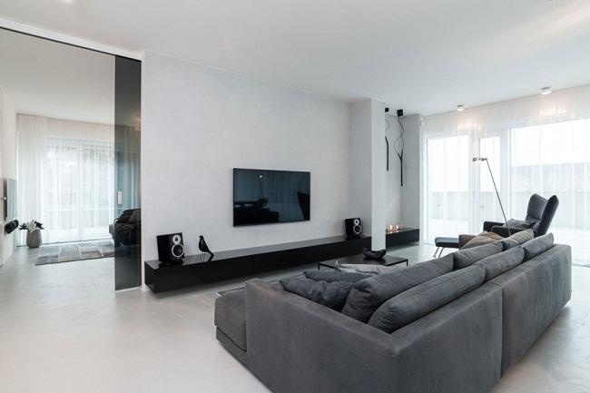 12 Lofts Living Room