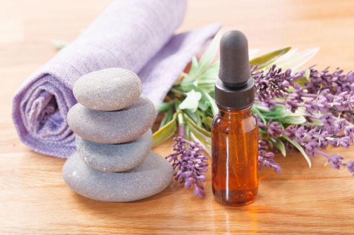 consider aromatherapy