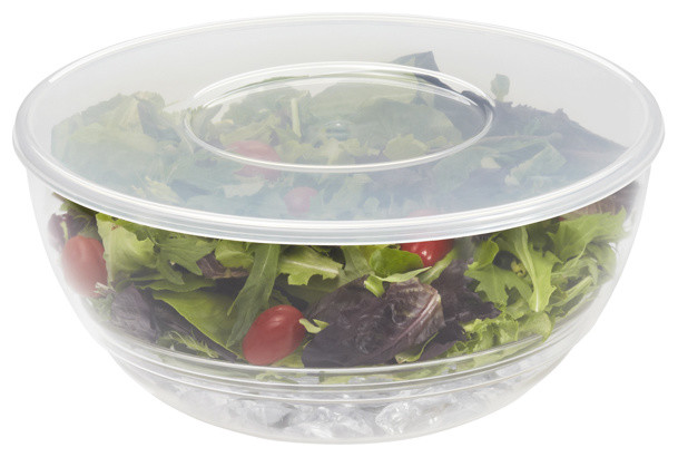 Insulated Salad Bowl