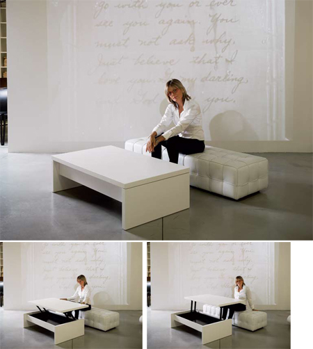 Compact Italian Furniture