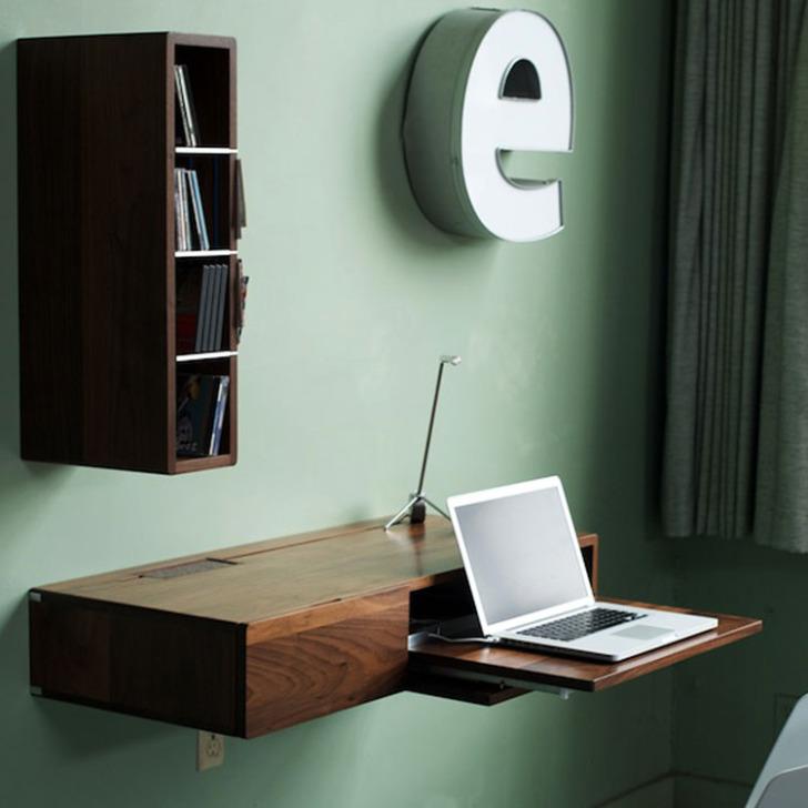 Ledge Desk