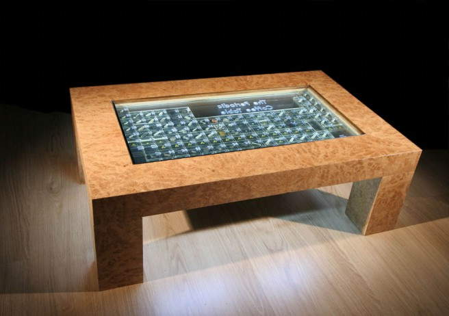 Periodic-table-of-elements-coffee-table
