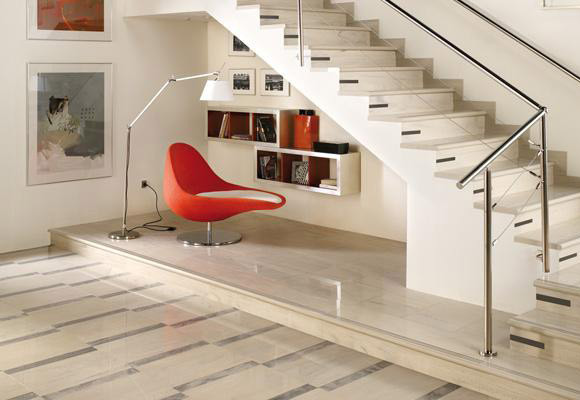 Under Stair Reading Space