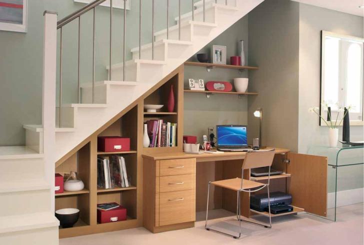 Understair workspace
