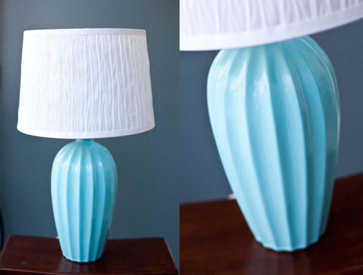 Spary Paint Lamp