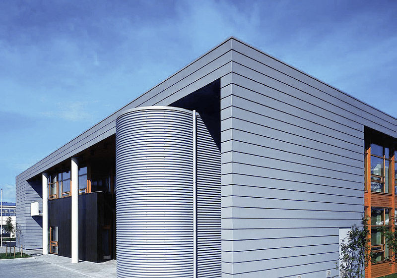 Five reasons to have metal cladding on the home exterior